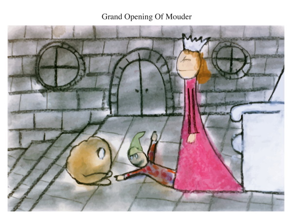 Grand Opening Of Mouder